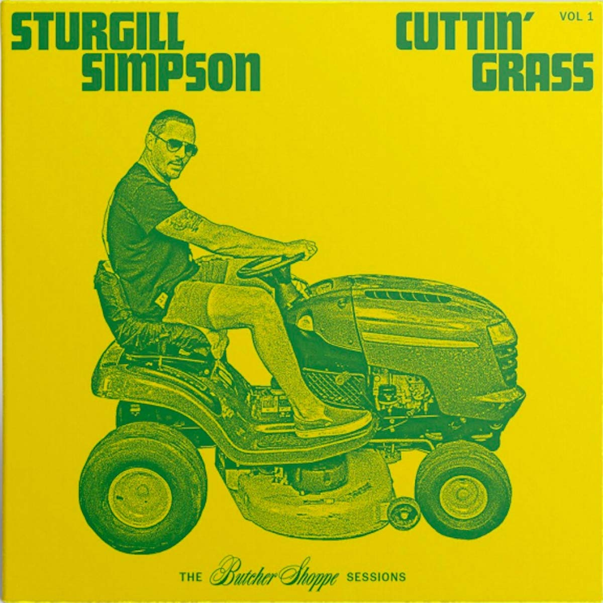 Cuttun' Grass Vol 1 The Butcher Shoppe Sessions, 2020