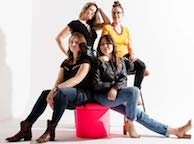 "Country music feature - With ""Headlights,"" Della Mae turns it up"